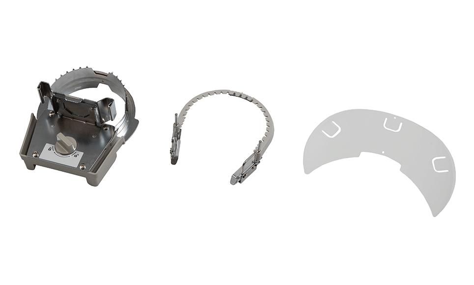 Cadre à broder pour casquette à bord plat PRCFH5