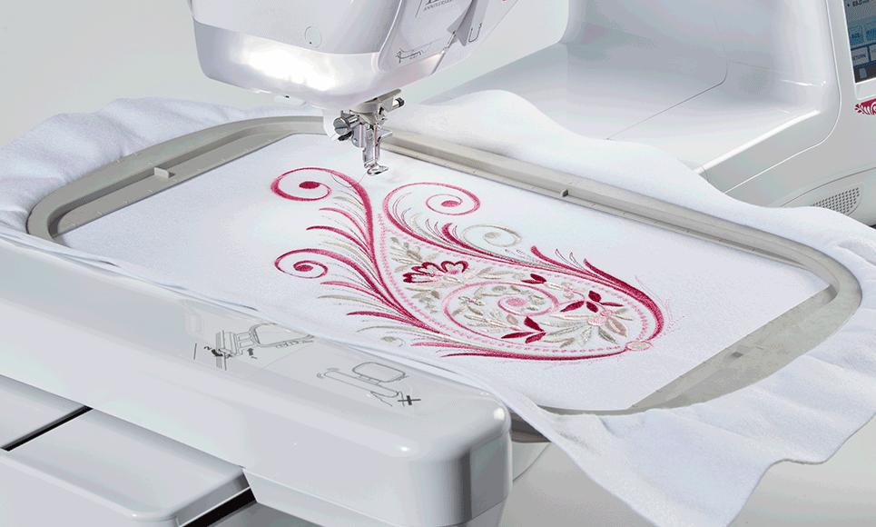 Innov-is V3LE Limited Edition borduurmachine 5