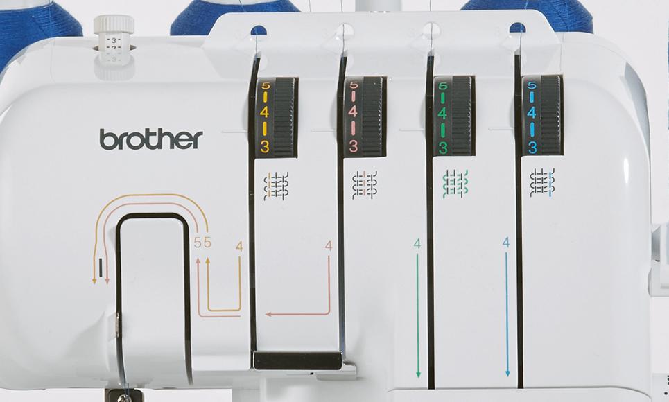 2104D Overlocker | Brother