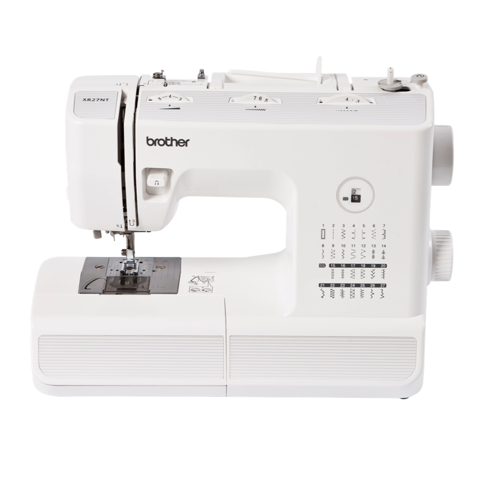 Brother XR27NT mechanical sewing machine for beginners