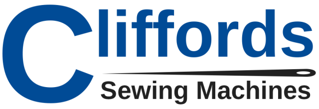 Cliffords Sewing Machines logo