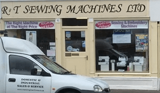 R&T sewing machines in Blackburn
