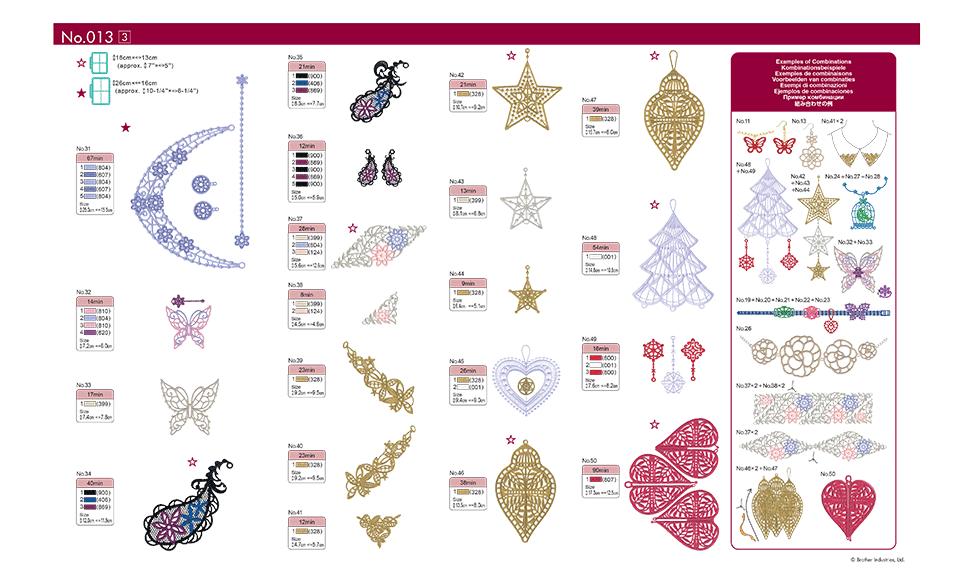 BLECUSB13 Embroidery Design Collection 13 4