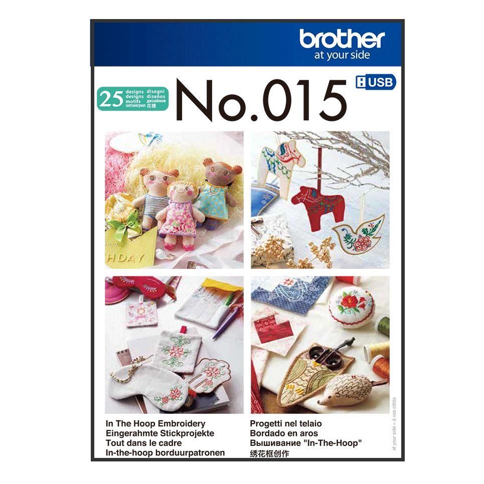 BLECUSB15 Embroidery Design Collection 15