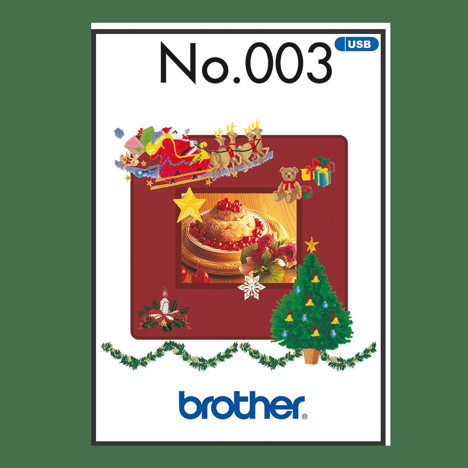 BLECUSB3 Embroidery Design Collection 3