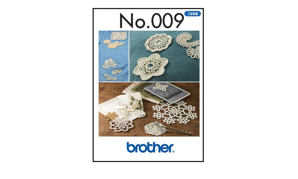 BLECUSB9 Embroidery Design Collection 9
