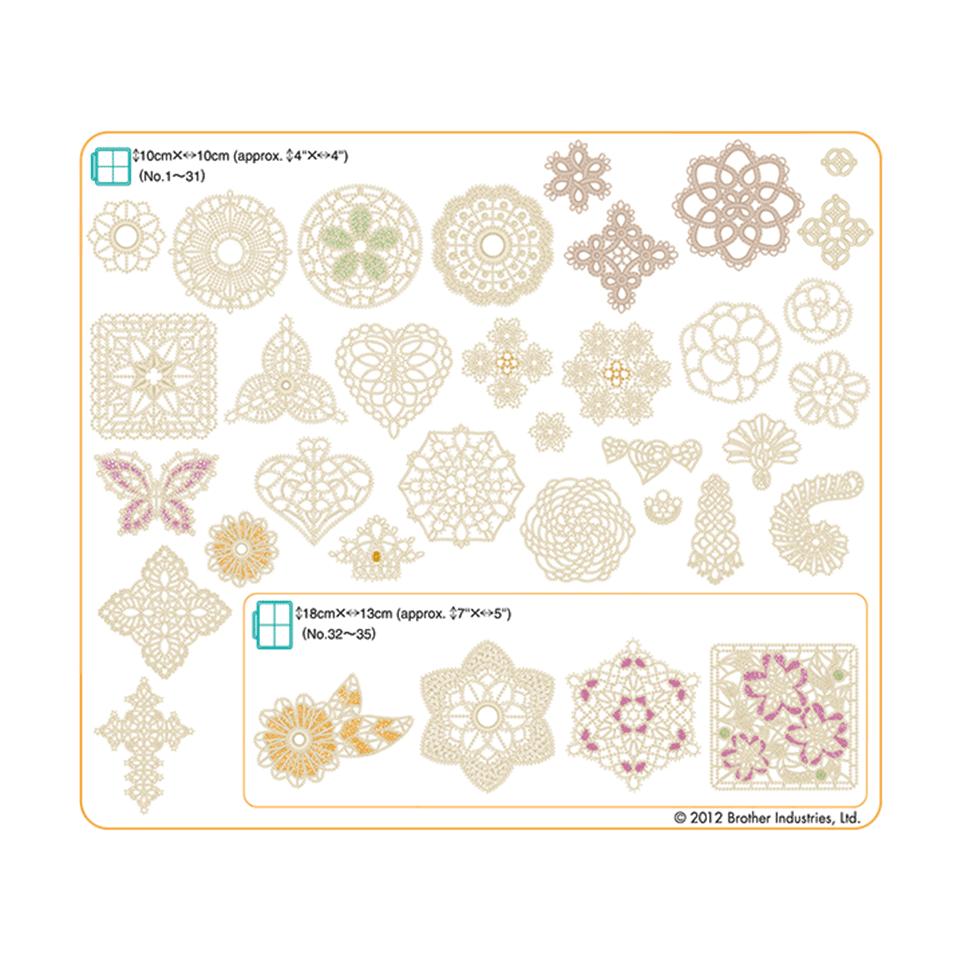 BLECUSB9 Embroidery Design Collection 9 2