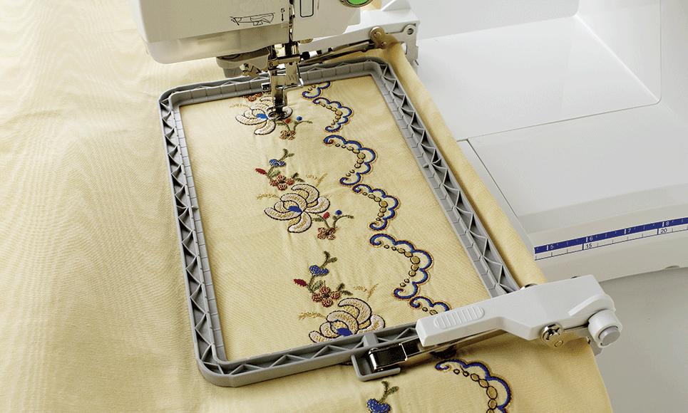 Bordüren-Rahmen BF2 10 x 18 cm