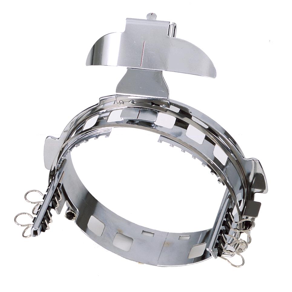 Cadre à broder pour casquette PRCFH3 (cadre à broder uniquement)