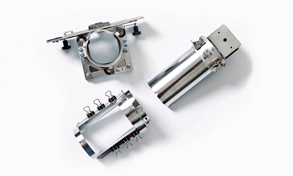Cylinder Frame and Driver Set PRCL1 2
