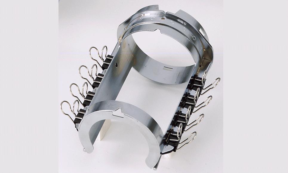 Cilinderraam PRCLH1 (enkel raam)