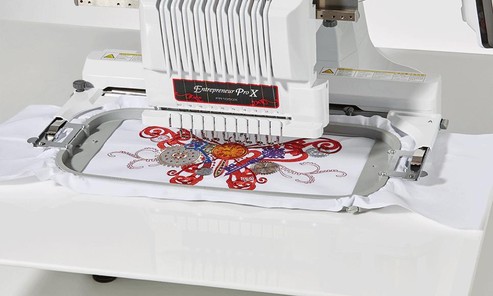 300 x 200mm Standard Embroidery Frame PRH300