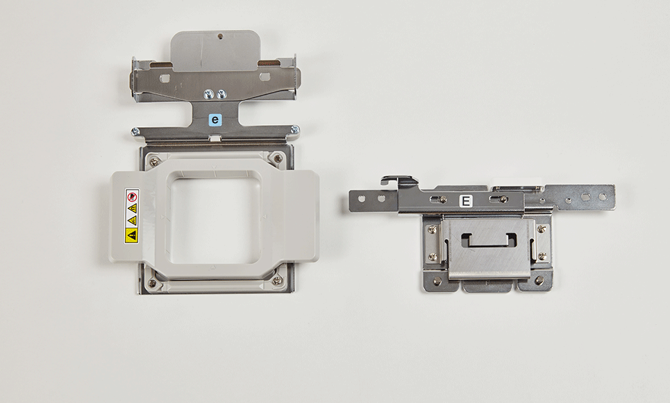 50 x 50mm magnetisch raam en arm PRMFA50