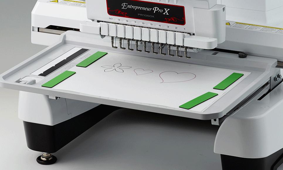 Scanrahmen-Kit PRSCANFKIT1 3