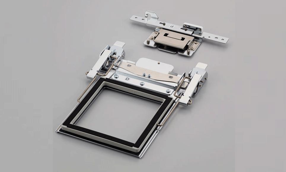 Klemmrahmen-Set 100 x 100 mm VRCLP100B