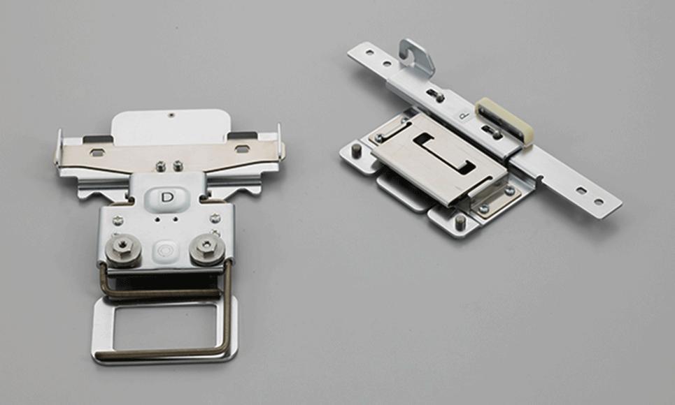 Cadre à broder clipsable 45x24mm et bras d VRCLP45B 2