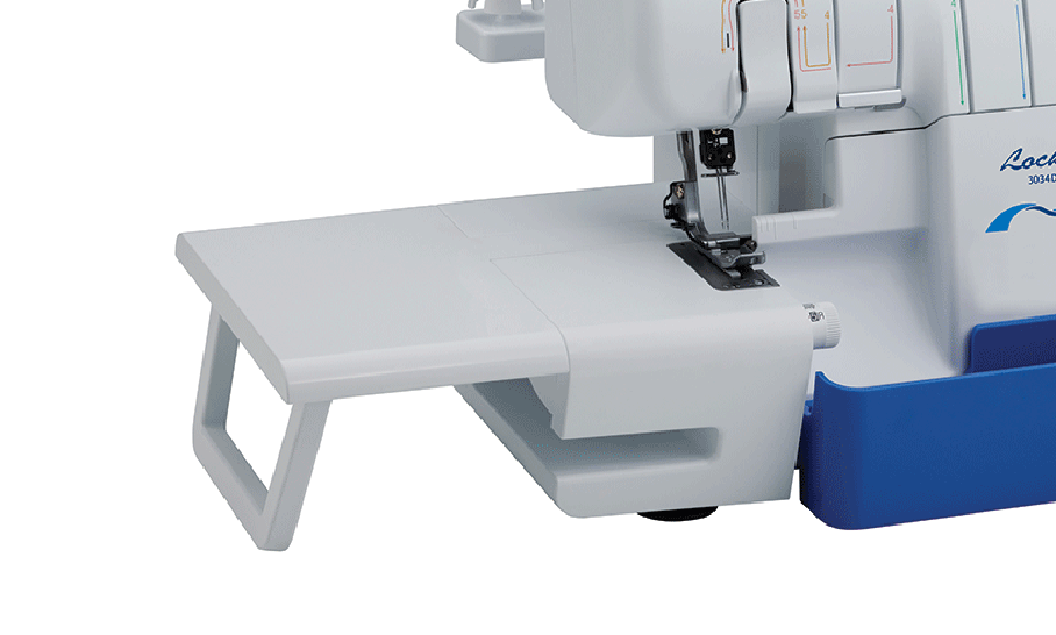 Table d'extension SERGER-WT2 pour surjeteuse 2104D