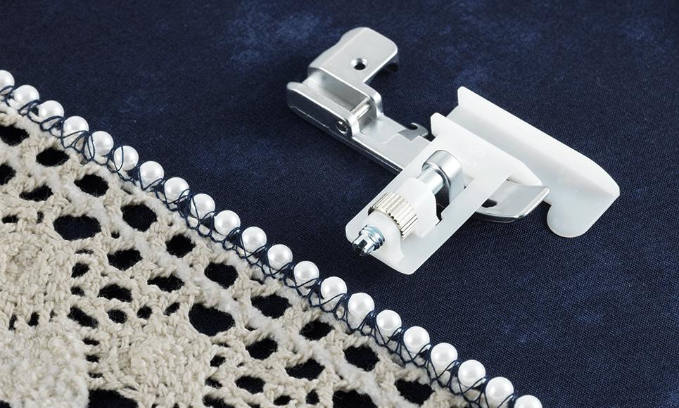 Pearls and Sequins Foot SA211 2