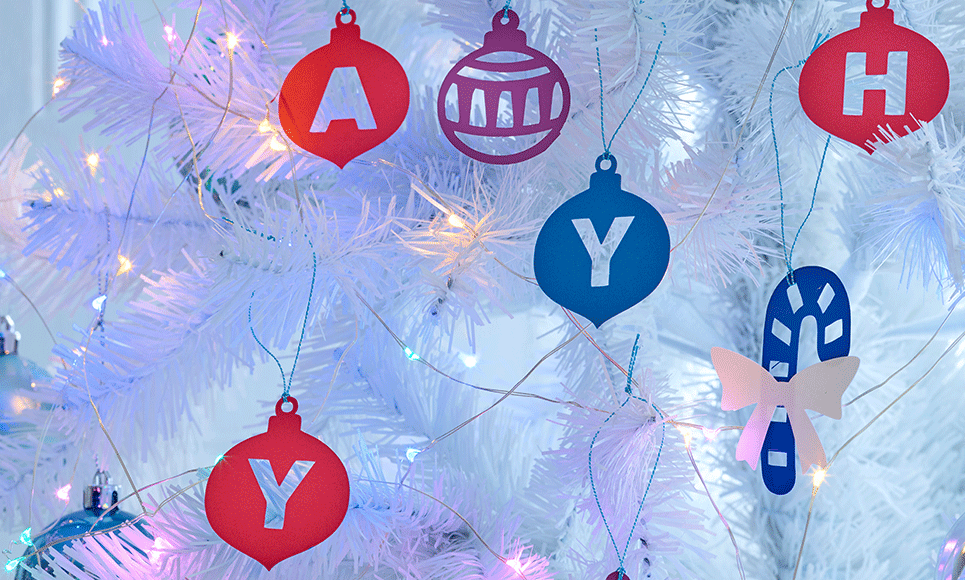 CACDCP01 Christmas Decoration Collection 5