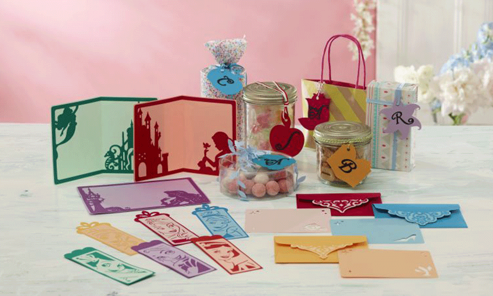 Disney Princesses Paper design collection CADSNP02 2