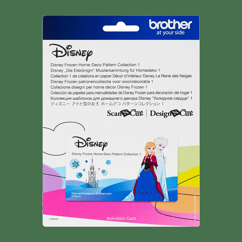 Collezione di disegni per decorazione interni Disney Frozen CADSNP04