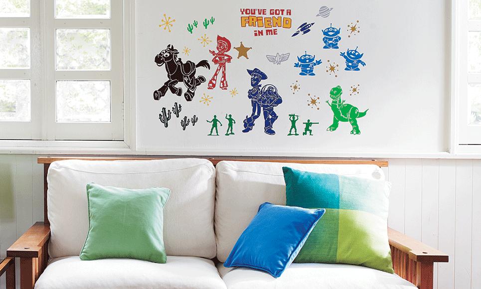 Disney Toy Story woondecoratie-patrooncollectie CADSNP05 5
