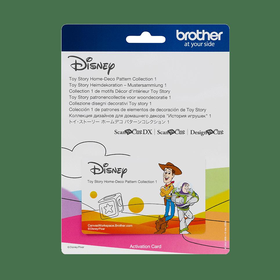 "Disney Musterkollektion ""Toy Story"" für Heimdecor CADSNP05"
