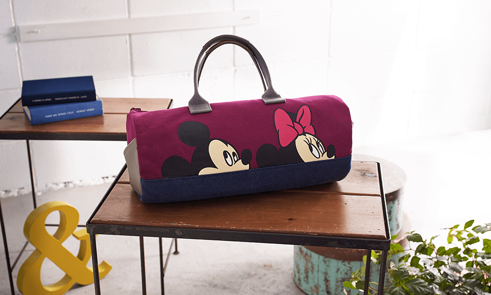 Disney Modern Mickey Mouse & Minnie Mouse Design Collection CADSNP10 3