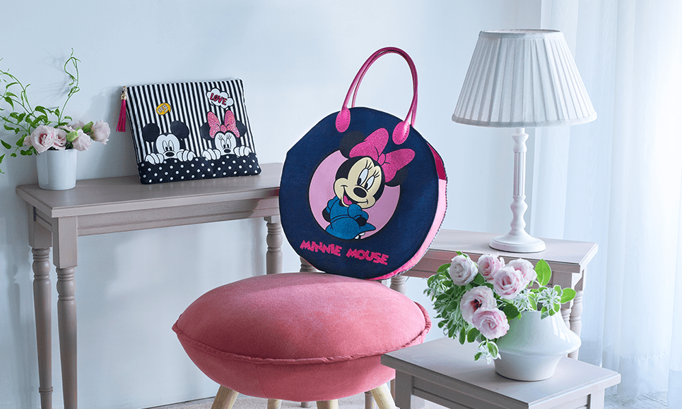Disney Modern Mickey Mouse & Minnie Mouse Design Collection CADSNP10 7