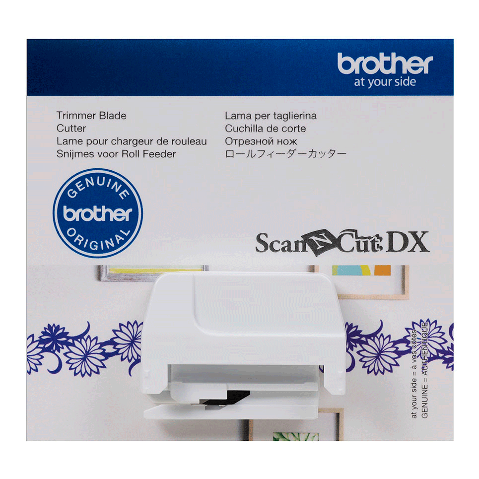 Brother ScanNCut CADXRFC1 DX Roll Feeder Trimmer