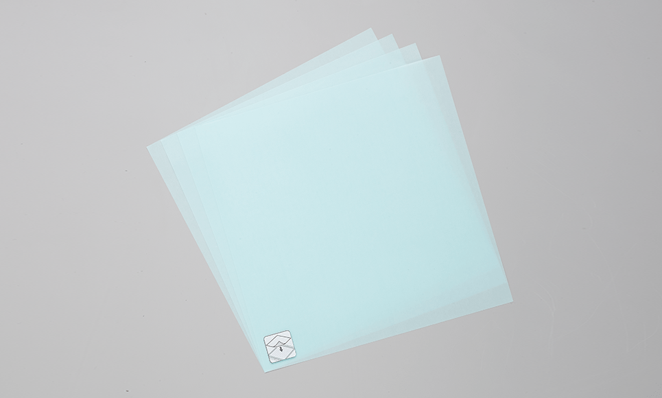 ScanNCut High Tack Adhesive Fabric Support sheet CASTBL2