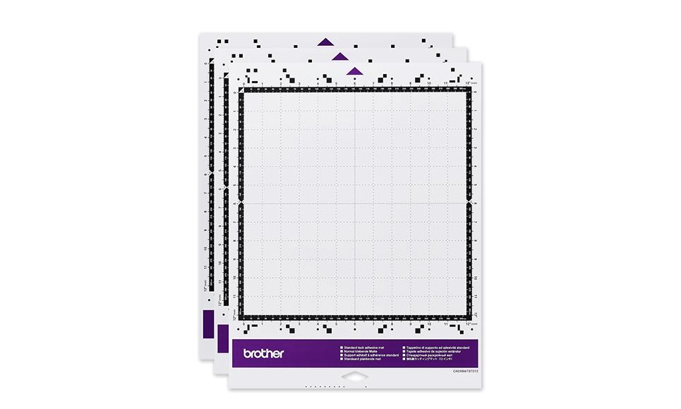 Standard Tack Adhesive Mat CADXMAT3STD12 - 3 Pack