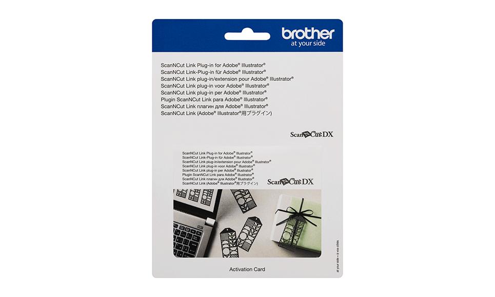 ScanNCut Link Plug-in for Adobe® Illustrator® CADXSNCLNK1 3