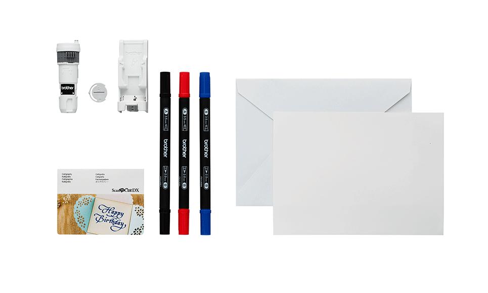 CADXCLGKIT1 Caligraphy Starter Kit 2