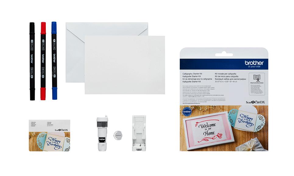 CADXCLGKIT1 Caligraphy Starter Kit 3
