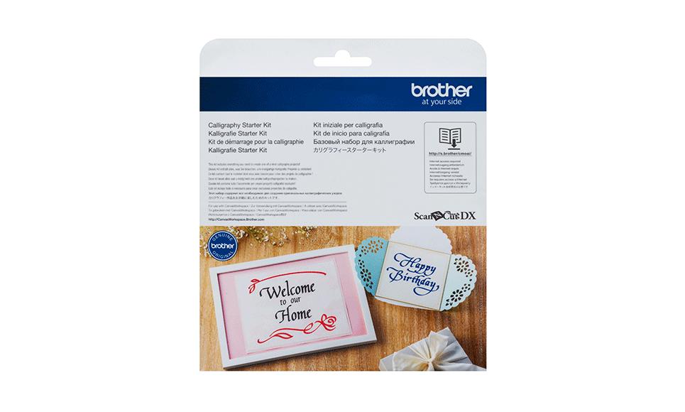 CADXCLGKIT1 Caligraphy Starter Kit