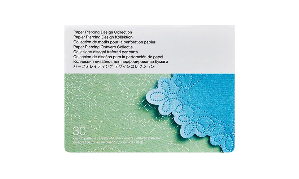 CADXXPPDP01 Collection de motifs pour la perforation papier