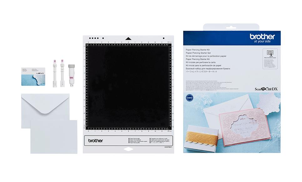 CADXPPKIT1 Paper Piercing Starter Kit 2