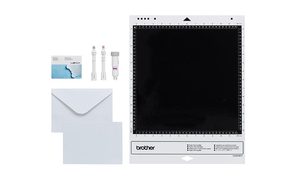 CADXPPKIT1 Paper Piercing Starter Kit 3