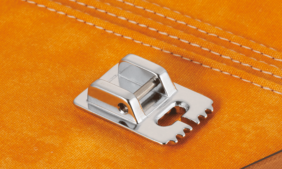 5mm Pin Tuck Foot F037N (5-groove)