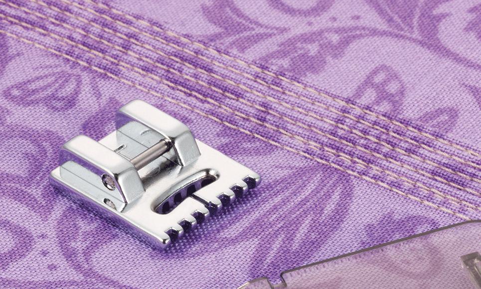 Fijne plisseervoet 7mm F059