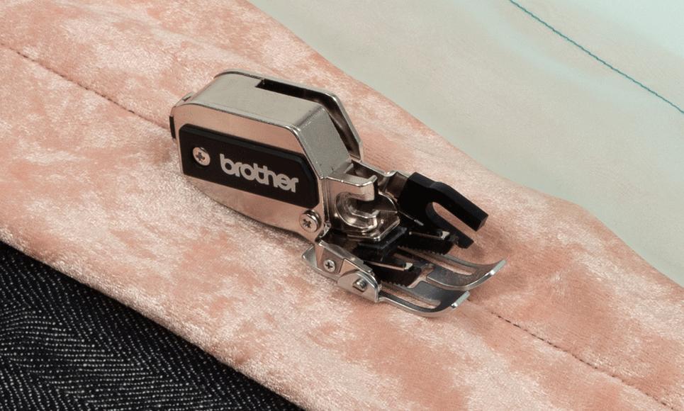 Dynamischer Stoffobertransportfuß - Set F085