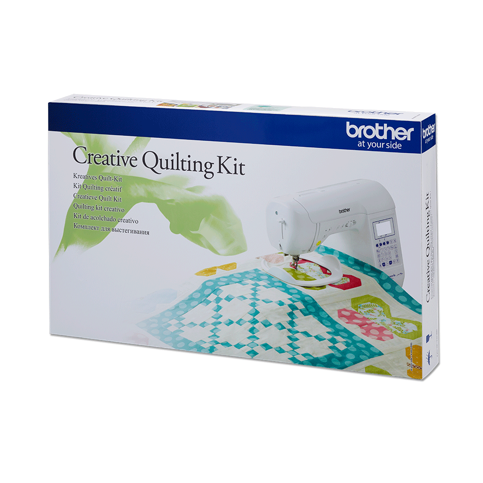 Kit Quilting Brother QKF3