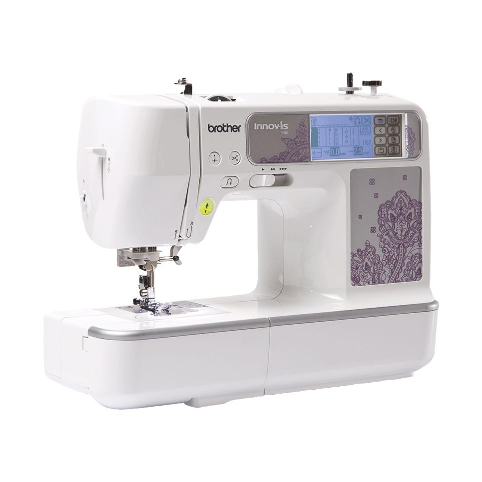 Innov-is 950 швейно-вышивальная машина  2