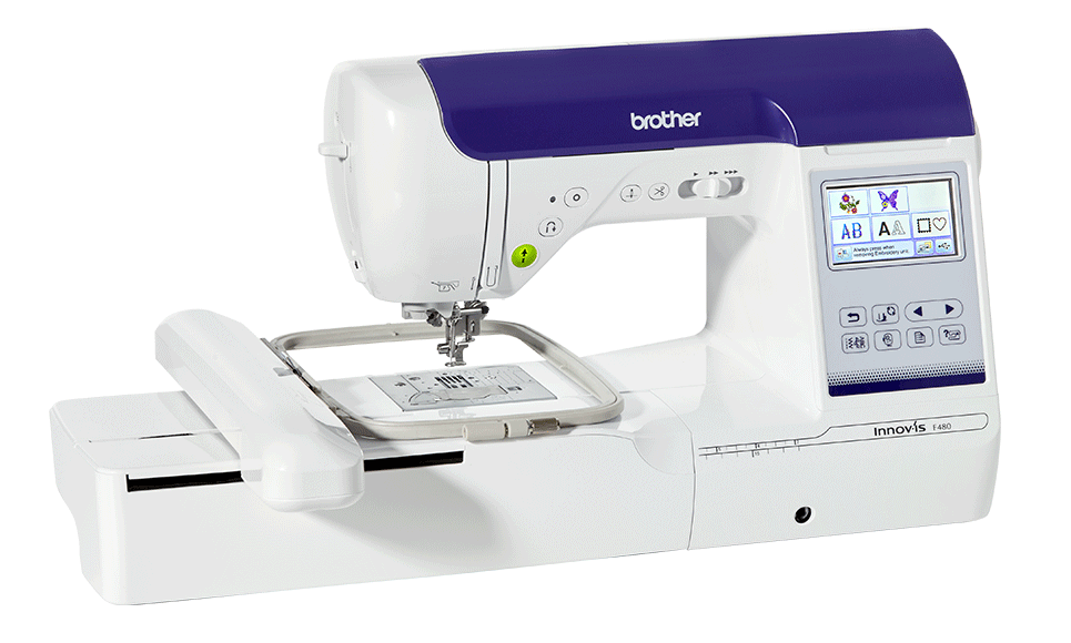 Innov-is F480 naai- en borduurmachine 2
