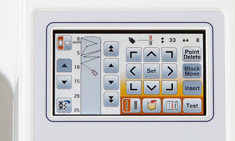 Innov-is F480 naai- en borduurmachine 6
