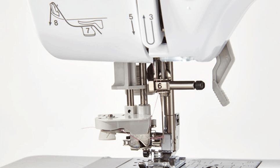 Innov-is M270 швейно-вышивальная машина  2