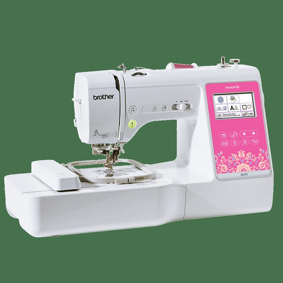 Innov-is M270 швейно-вышивальная машина  8