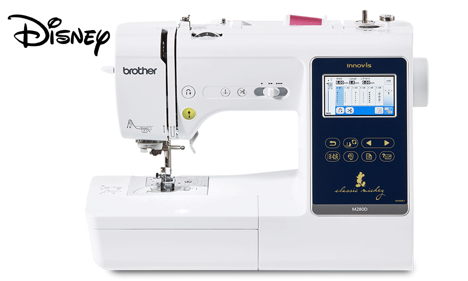 Innov-is M280D sewing and embroidery machine 2