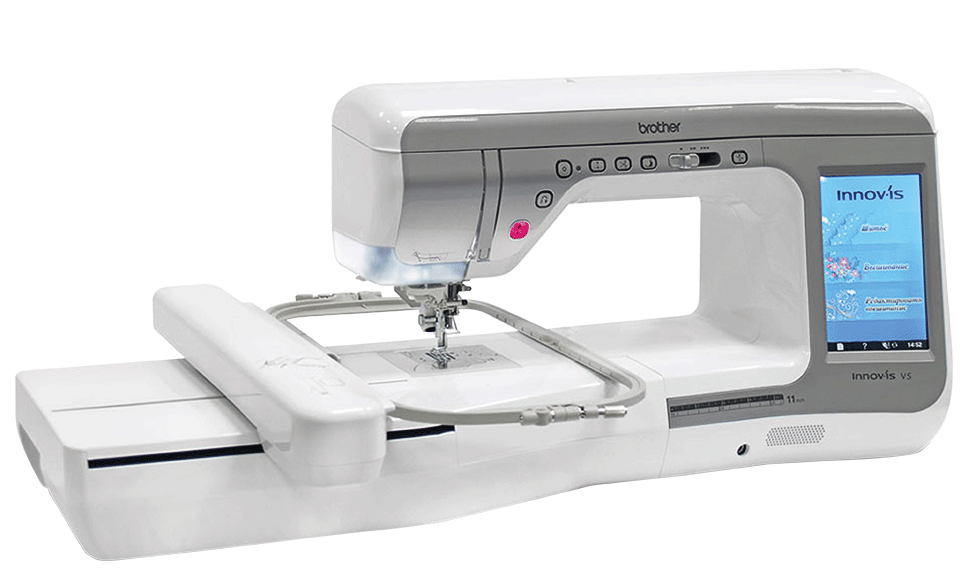 Innov-is V5 sewing, quilting and embroidery machine